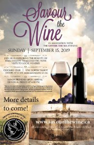Savour the Wine Tour 2019 @ Hospice of Windsor | Windsor | Ontario | Canada