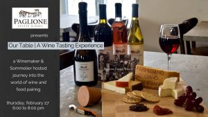 A Wine & Food Tasting Experience @ Paglione Estate Winery | Essex | Ontario | Canada