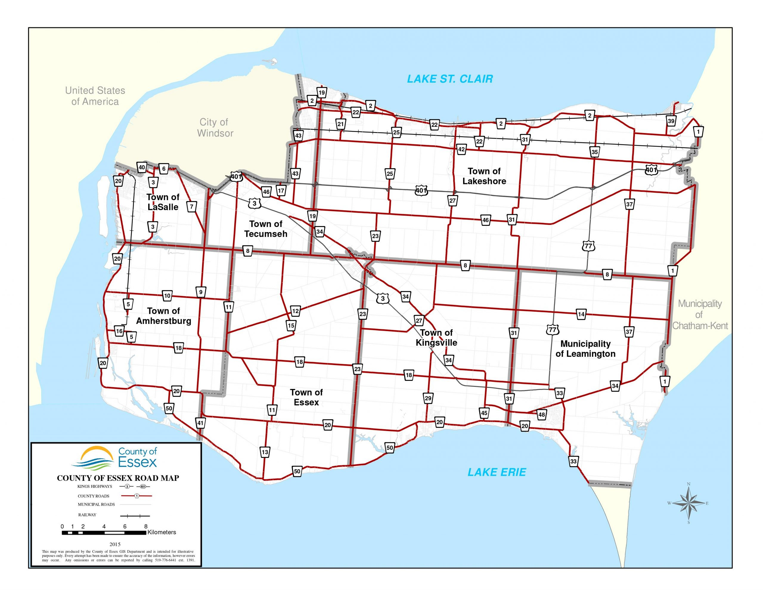 Restaurants Map