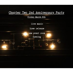 Chapter Two 2nd Anniversary Party @ Chapter Two Brewing Company   Windsor   Ontario   Canada