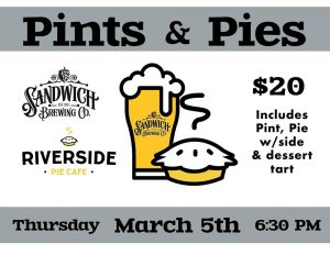 Pints & Pies @ Sandwich Brewing Co.   Windsor   Ontario   Canada