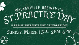 "Walkerville Brewery's St. ""Practice"" Day @ Walkerville Brewery   Windsor   Ontario   Canada"
